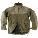 Classic Army Fleece Jacket Helikon Olive
