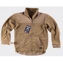 Classic Army Fleece Jacket Helikon Coyote