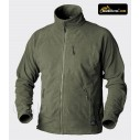 Helikon Alpha Grid Fleece Jacket Olive