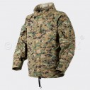 Helon EikCWCS Jacket  US Army Parka Gen II - MARPAT / Digital Woodland